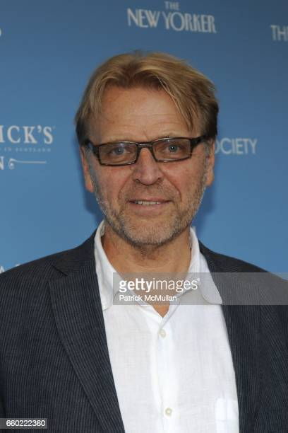 David Rasche attends THE CINEMA SOCIETY THE NEW YORKER host a screening of 'IN THE LOOP' at IFC Center on July 13 2009 in New York