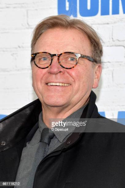 David Rasche attends the 'Going in Style' New York premiere at SVA Theatre on March 30 2017 in New York City