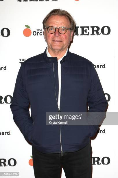 David Rasche attends 'The Hero' New York Premiere at the Whitby Hotel on June 7 2017 in New York City