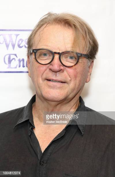 David Rasche attends the Meet and Greet for the New Jersey Repertory Company's production of 'Fern Hill' at Theatre Row Studios on July 24 2018 in...