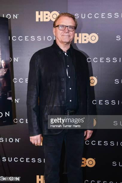 David Rasche attends the New York Premiere of 'Succession' at Time Warner Center on May 22 2018 in New York City at Time Warner Center on May 22 2018...
