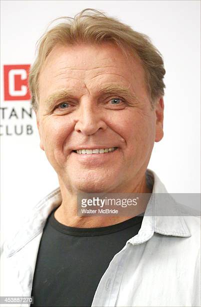 David Rasche attends the photo call for the Roundabout Theatre Company production of 'The Country House' at their Rehearsal Studios on August 20 2014...