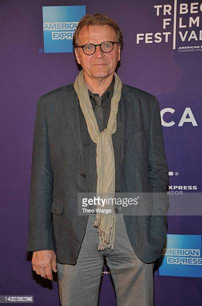David Rasche attends the premiere of Revenge for Jolly during the 2012 Tribeca Film Festival at Chelsea Clearview Cinemas on April 21 2012 in New...