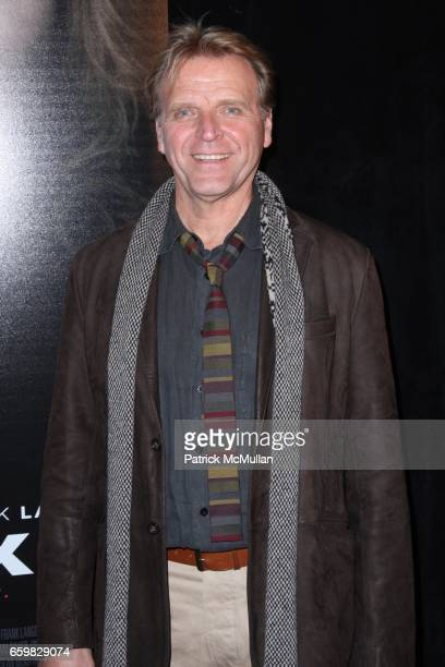 David Rasche attends WARNER BROTHERS PICTURE NEWS Presents the New York Premier of THE BOX at AMC Lincoln Square 13 on November 4 2009 in New York...