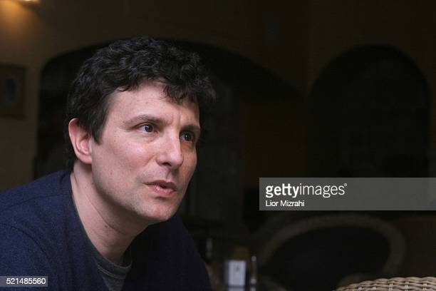 David Remnick editor of The New Yorker speaks during an interview on February 06 2006 in Jerusalem Israel