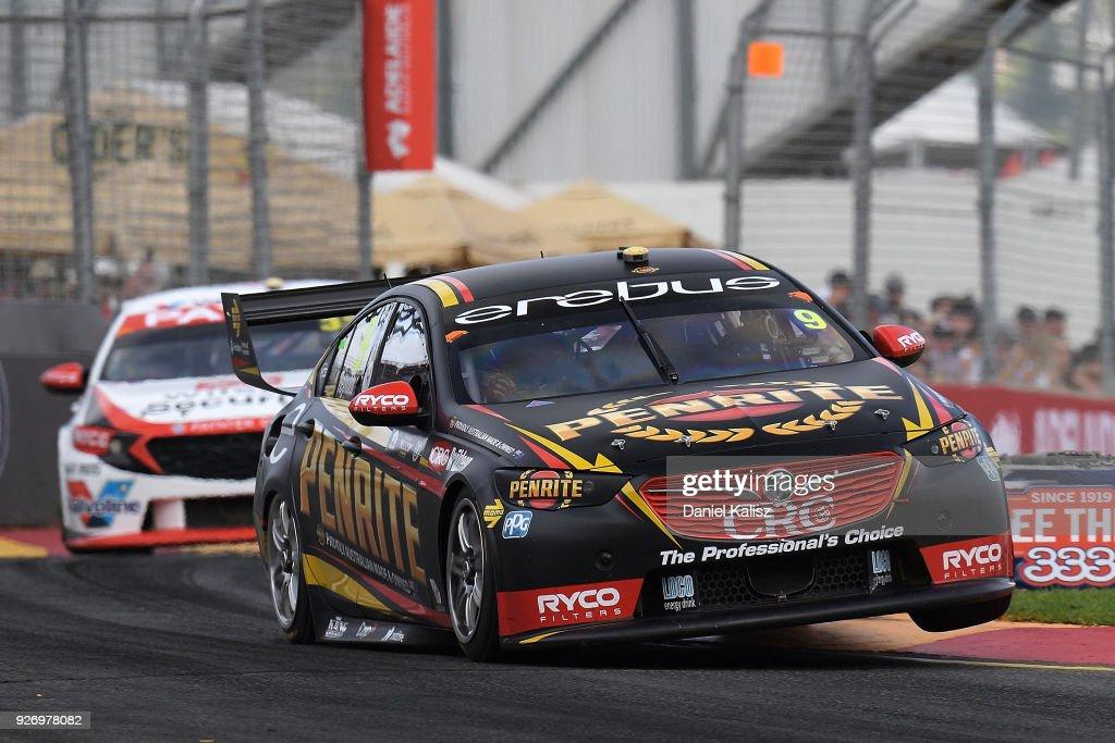 Supercars Adelaide 500 : News Photo