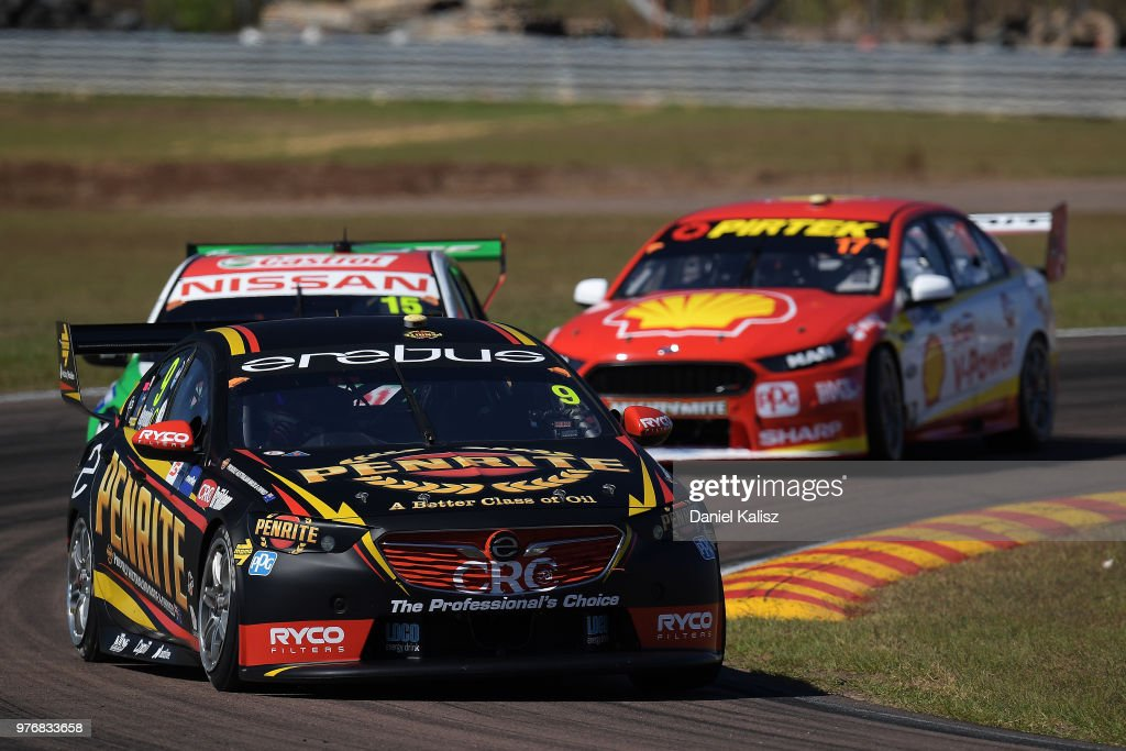 Supercars Darwin Triple Crown : News Photo