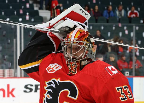 CAN: Philadelphia Flyers v Calgary Flames