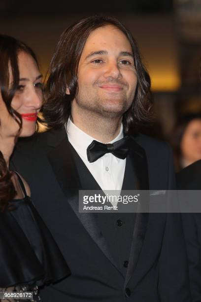 David Robert Mitchell attends the screening of Under The Silver Lake during the 71st annual Cannes Film Festival at Palais des Festivals on May 15...