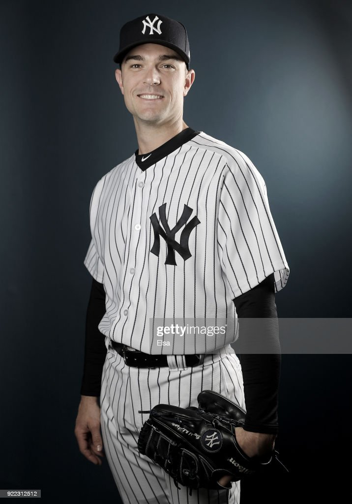 New York Yankees Photo Day : News Photo