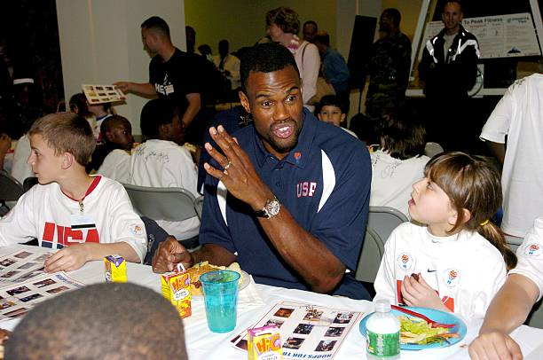 David Robinson Children