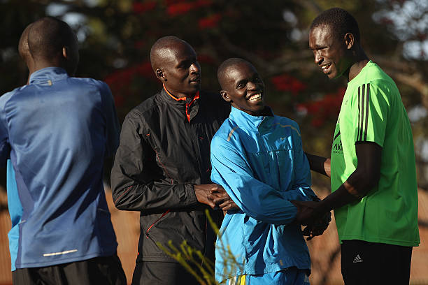 IAAF 'Day In The Life' in Kenya Photos and Images | Getty ...