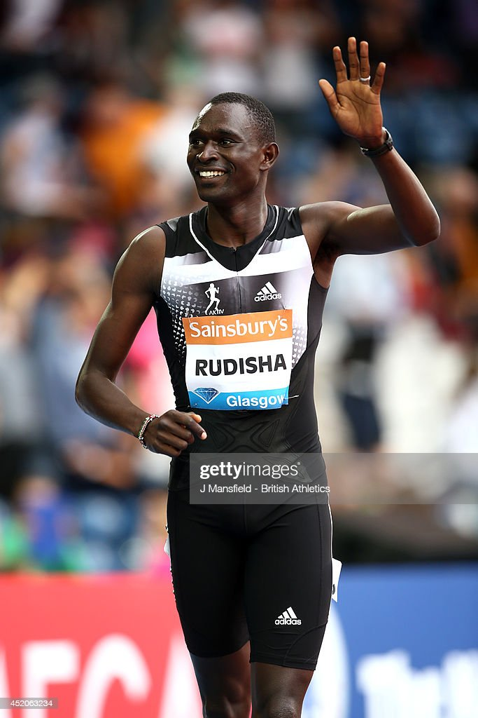 Sainsbury's Glasgow Grand Prix - Diamond League: Day Two : News Photo