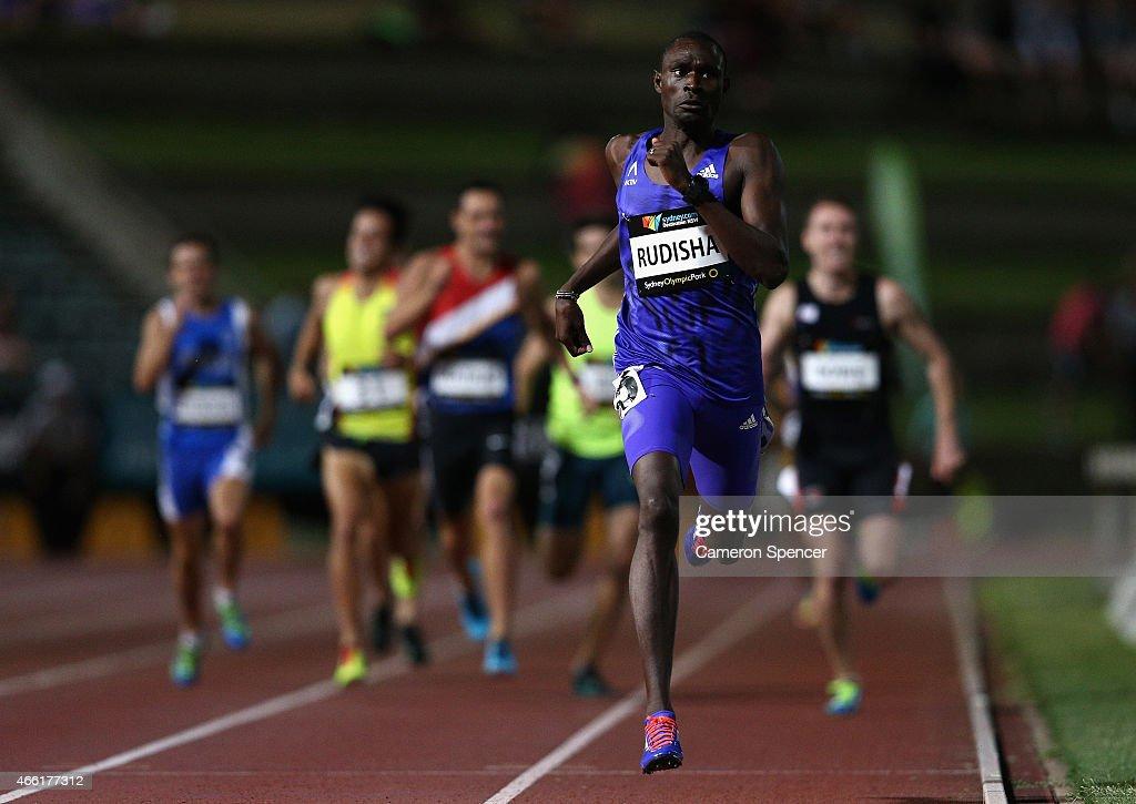 Sydney Track Classic : News Photo