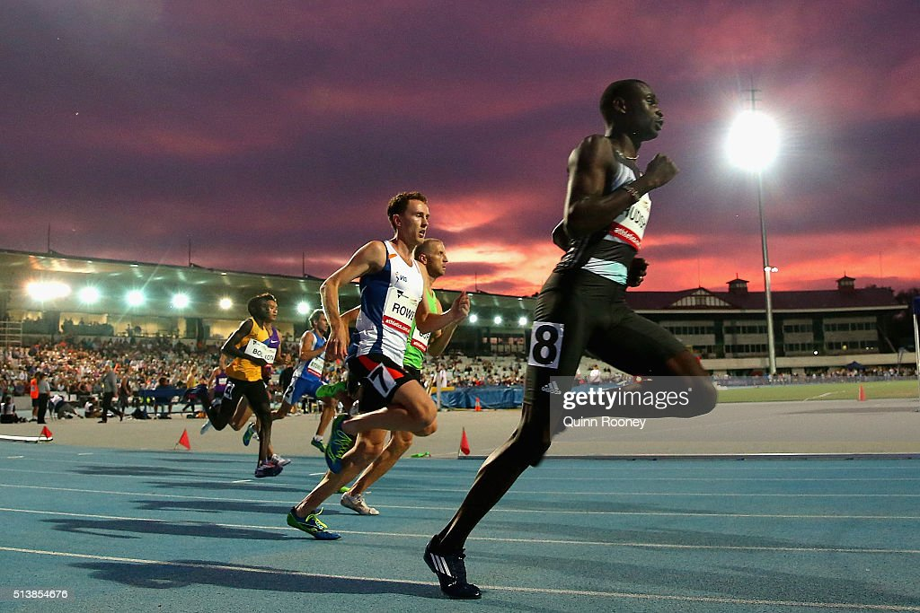 IAAF Melbourne World Challenge : Foto jornalística