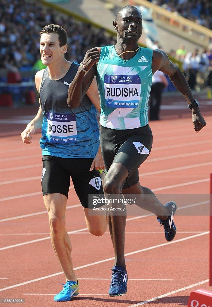 IAAF Diamond League 2016 : News Photo
