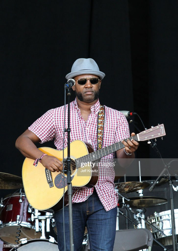 David Ryan Harris performs during day one of Dave Matthews Band Caravan at Bader Field on June 24, 2011 in Atlantic City, New Jersey.