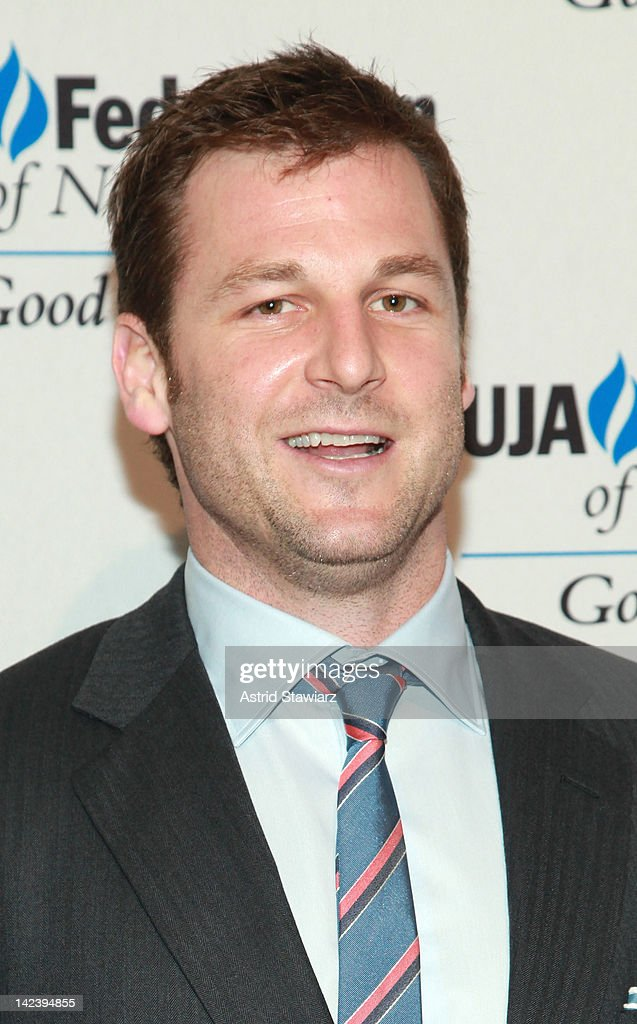 David Salmoni attends the 2012 UJA-Federation Of New York's Leadership Awards Dinner at 583 Park Avenue on April 3, 2012 in New York City.