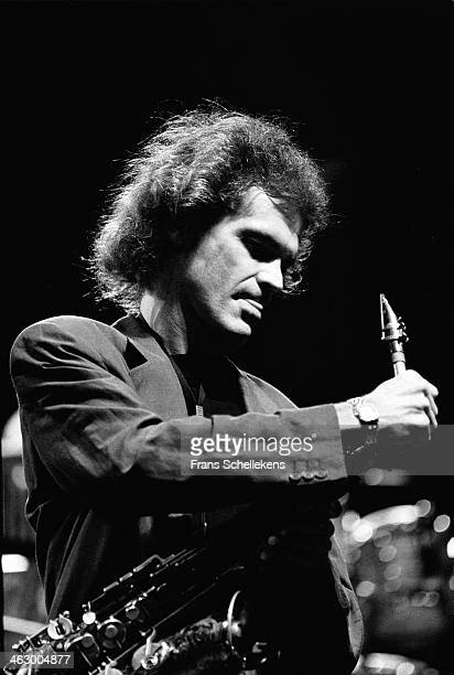 David Sanborn, alto sax, performs the North Sea Jazz Festival in the Hague, the Netherlands on 13 July 1990.