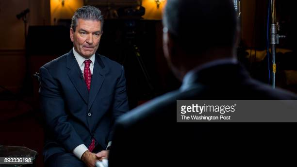 NEW David Schiller Assistant Special Agent in Charge at the Drug Enforcement Administration spends the day recording an interview with CBS's '60...