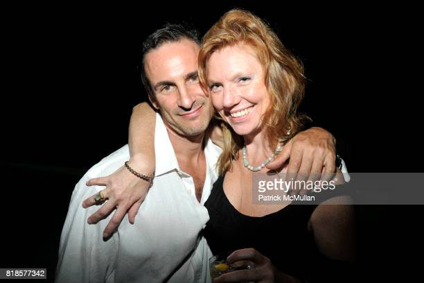 David Schlachet and Lara Schlachet attend JIMMY HAUSMAN Birthday Party Hosted by LIZ COHEN RACHEL PETERS THOMAS And PATRICK THOMAS at Home of Rachel...