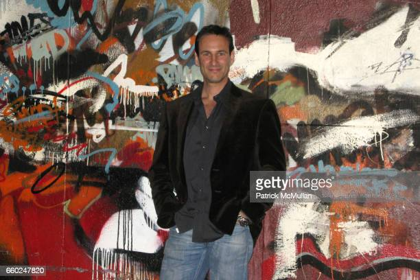 David Schlachet attends Tasting at the Standard Grill on June 17 2009 in New York