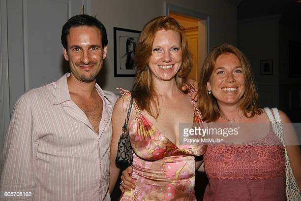 David Schlachet Lara Schlachet and Talya attend Party in Honor of KIMBERLY and ERIC VILLENCY Hosted by David Zinczenko and Patrick McMullan at CAIN...