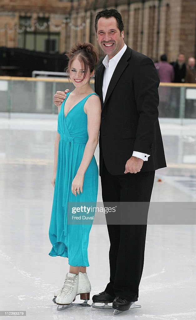 """Dancing on Ice"" - TV Press Launch"