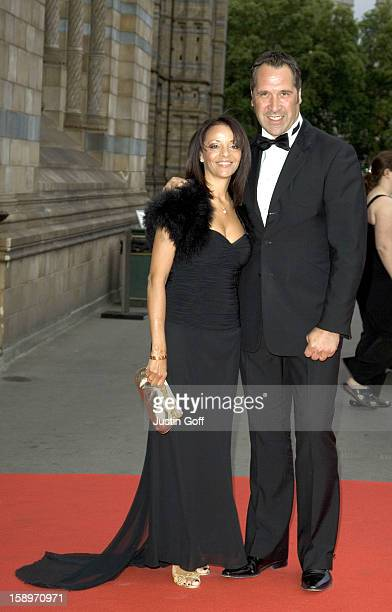 David Seaman And Wife Debbie Attend The Bedrock Ball In London