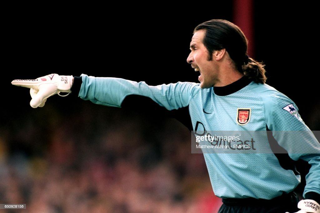 Soccer - FA Carling Premiership - Arsenal v Manchester United : News Photo