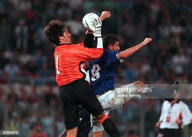 0 TORWART David SEAMAN Christian VIERI