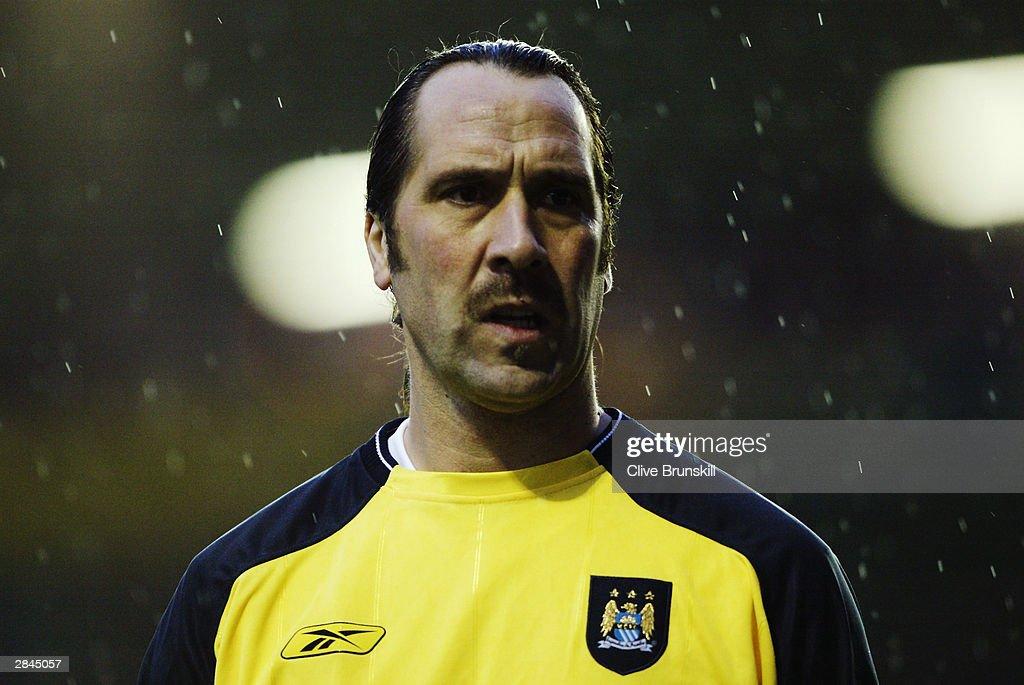 FA Barclaycard Premiership Match: Birmingham City v Manchester City : News Photo