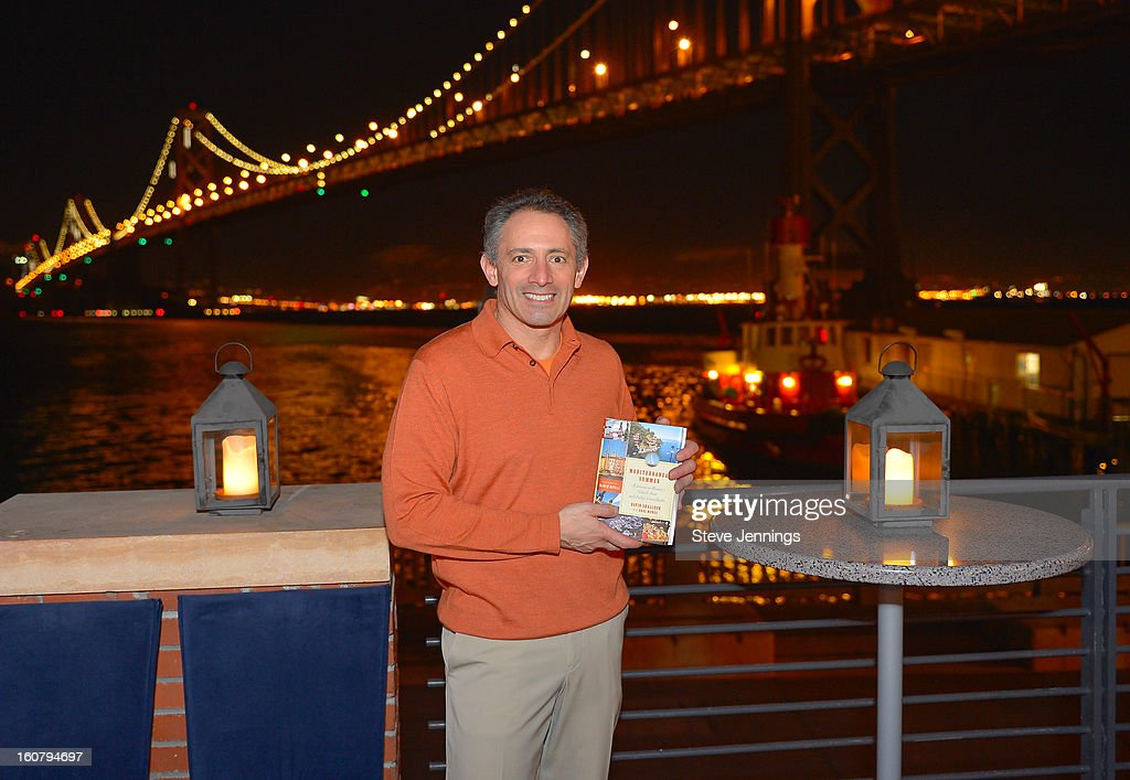 David Shalleck fine dining chef attends the Syracuse University's San Francisco Donor Reception at Waterbar Restaurant on February 5, 2013 in San Francisco, California.