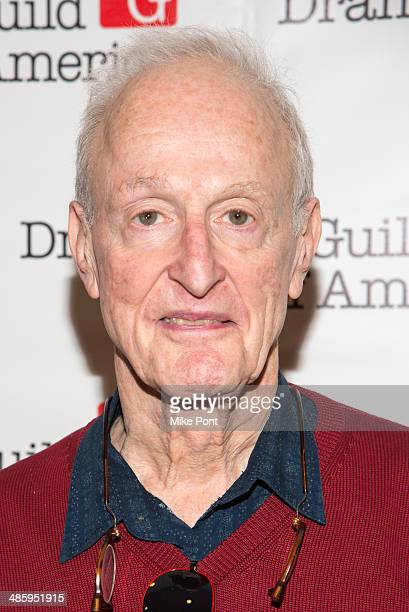 David Shire attends the 2014 AntiPiracy Awareness event at The Dramatists Guild of America on April 21 2014 in New York City
