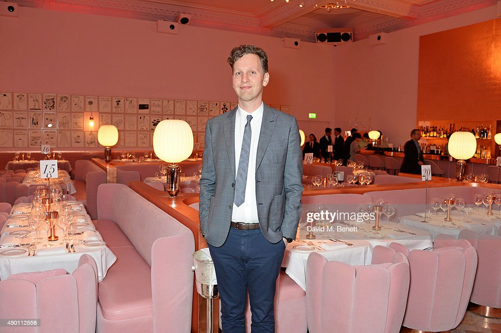 Sketch Unveils New Gallery Restaurant Conceived By Artist David Shrigley