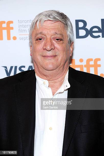 David Silber attends the 'Hannah Arendt' Premiere during the 2012 Toronto International Film Festival at The Elgin on September 11 2012 in Toronto...