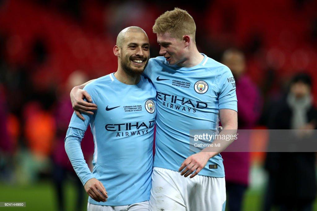 Arsenal v Manchester City - Carabao Cup Final : News Photo