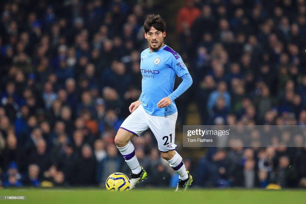Manchester City v Everton FC - Premier League : ニュース写真