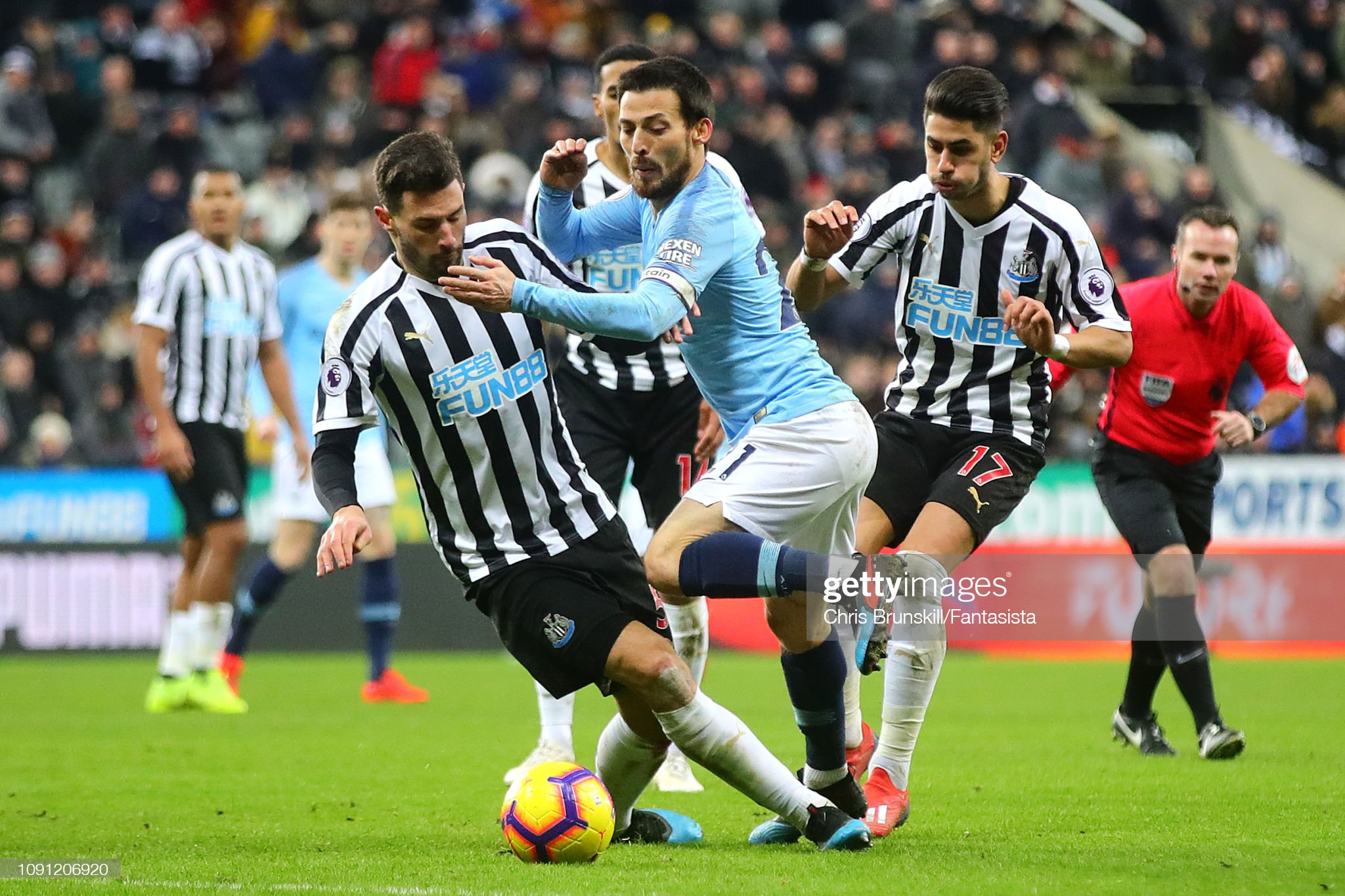 Newcastle v Manchester City preview, prediction and odds