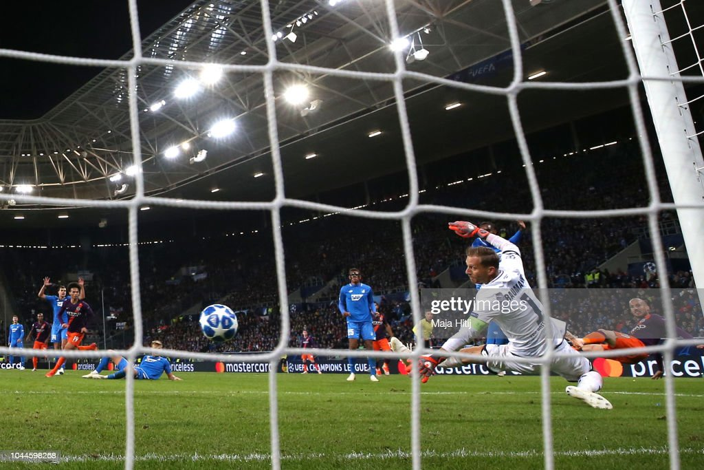 TSG 1899 Hoffenheim v Manchester City - UEFA Champions League Group F : News Photo