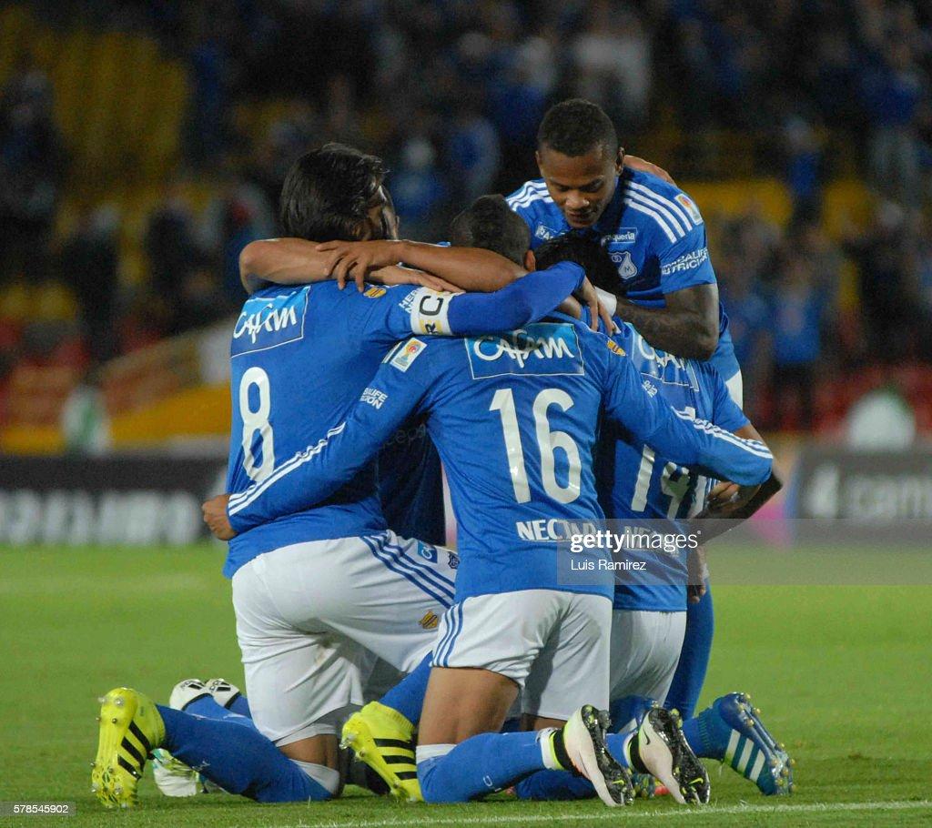 Millonarios v Once Caldas - Liga Aguila II 2016