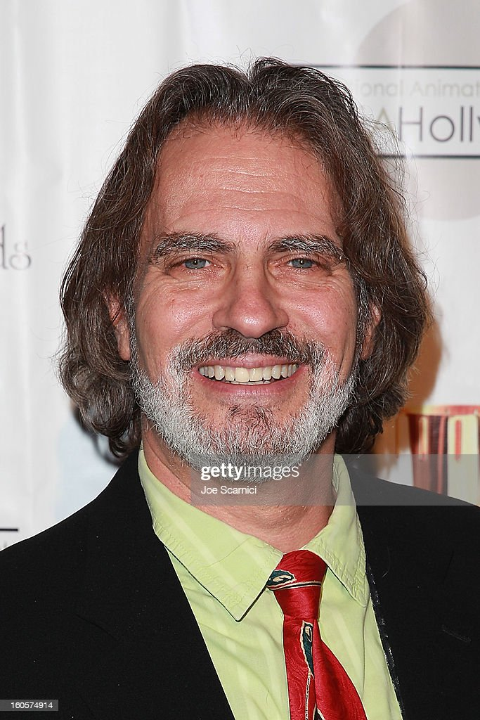 David Silverman arrives at the 40th Annual Annie Awards at Royce Hall on the UCLA Campus on February 2, 2013 in Westwood, California.