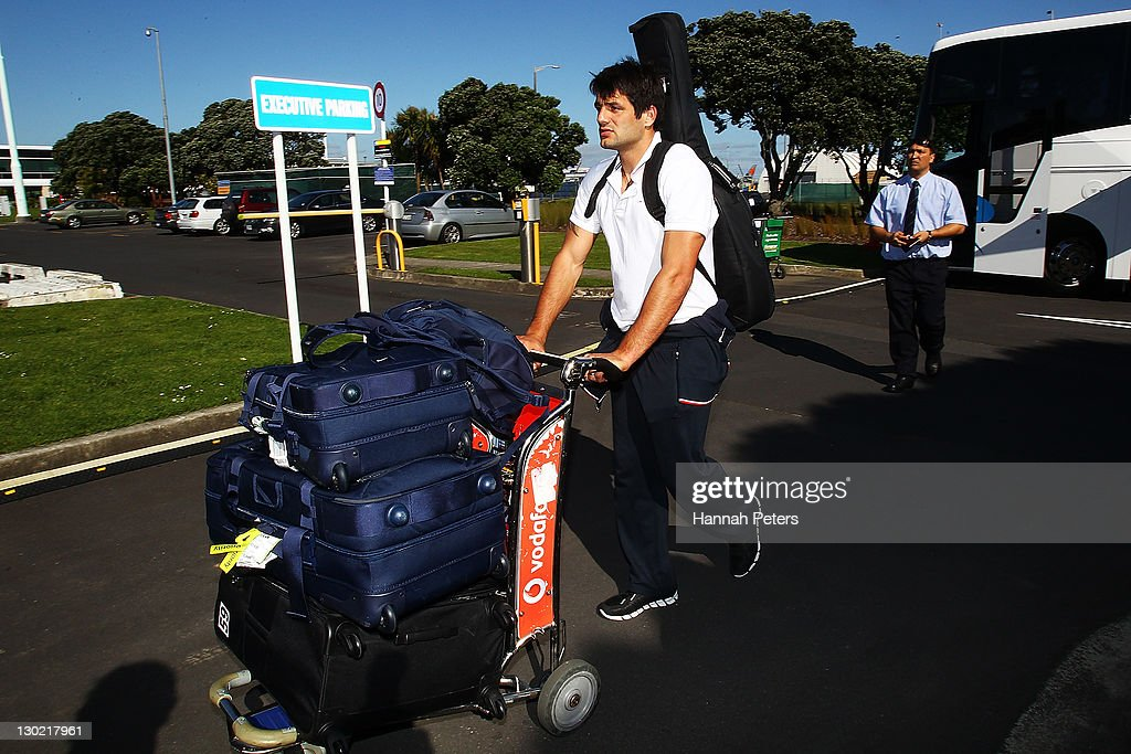France IRB RWC 2011 Team Departure