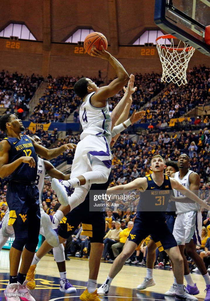 Kansas State v West Virginia : News Photo