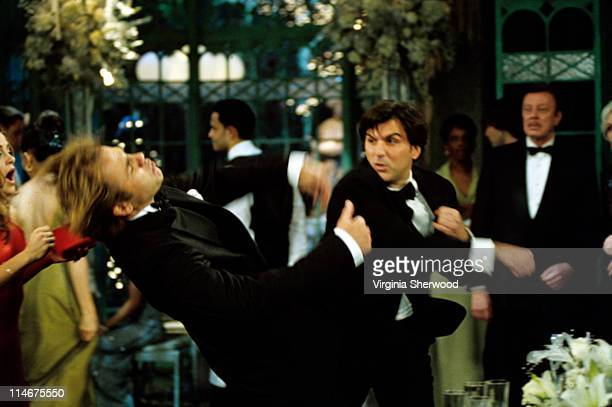David slugged Roger who slumped to the floor unconscious on Friday Dec 28 2001 on Walt Disney Television via Getty Images Daytime's All My Children...