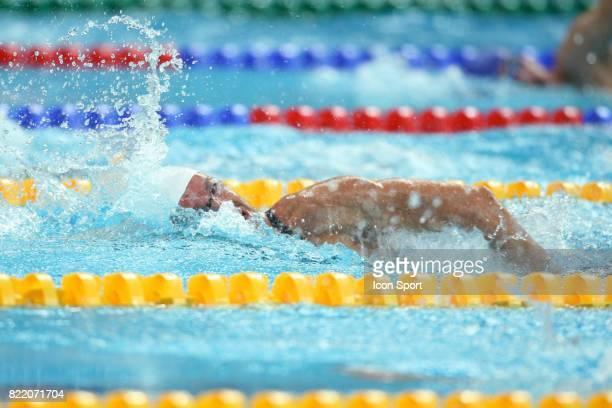 David SMETANINE 100m Nage Libre Jeux paralympiques 2008 Pekin