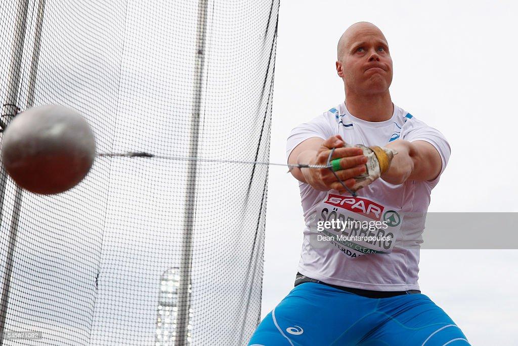 23rd European Athletics Championships - Day Five : News Photo