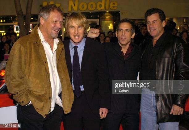 David Soul Owen Wilson Ben Stiller and Paul Michael Glaser