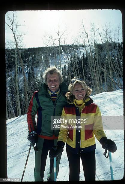 HUTCH David Soul Skiing in Aspen Shoot Date January 12 1976 DAVID
