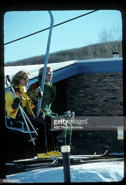 HUTCH David Soul Skiing in Aspen Shoot Date January 12 1976 KAREN